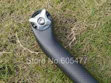 Toray Carbon Fiber Mountain Road Bike Seatpost Cycling All Bicycle Seatpost SP4  Glossy/ Matt