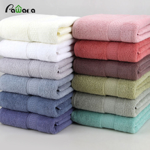Pawaca Health 100% Cotton Solid Bath Towel Beach Towel For Adults Fast Drying Soft 17 Colors Thick High Absorbent Antibacterial
