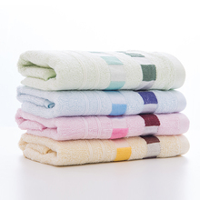 1 pcs 30*66cm Soft Cotton Face Flower Towel Soft Absorbent Towel Bamboo Fiber Quick Dry Bathroom Towels Facecloth for Home Hotel(China)