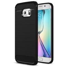 For Samsung Galaxy S6 S6 Edge Case Hybrid Super armor Soft TPU Silicone Back Cover For Samsung Galaxy S6 Edge mobile phone Case