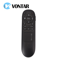 Vontar 2.4G Wireless air mouse RF Remote Control Laser Presenter Pointer for Multifunctional PowerPoint with Touchpad  Mouse
