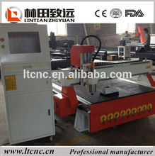 Chinese Cheap Woodworking CNC Router with Dust Collector(China)