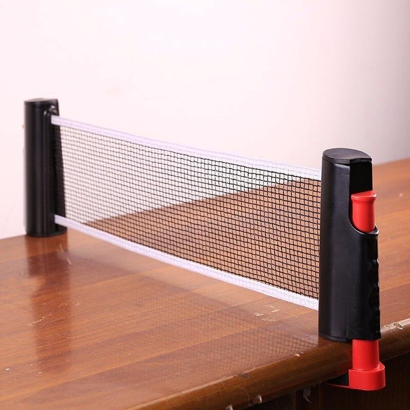 Estante de Tenis de mesa Flexible portátil retráctil Mesa rejilla de Tenis  de mesa Ping Pong Net Tenis Rack reemplazar Kit Robot Tenis  neto|Equipamiento y accesorios de tenis de mesa| - AliExpress