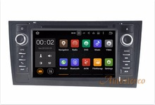 The Newest Android7.1 Quad core Car DVD CD player GPS navigation radio auto Stereo for AUDI A6 1997-2005 Allroad 2000-2006 unit(China)