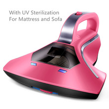 UV Vacuum Cleaner Handheld Mattress UV Sterilization Portable Handspike For Bed Carpet Sofa Car Home(China)