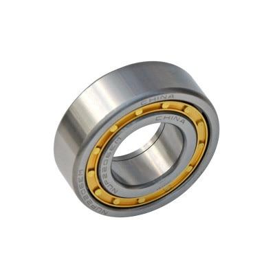 Gcr15 NU220 EM or NU220ECM (100x180x34mm)Brass Cage  Cylindrical Roller Bearings ABEC-1,P0<br>