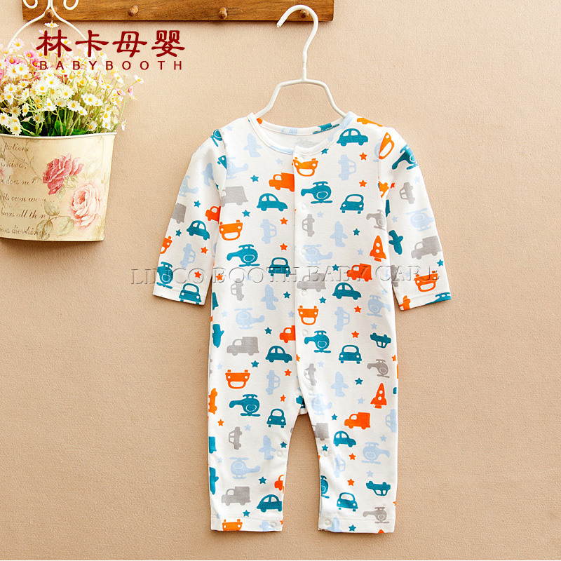 High Quality Body Baby Boy Romper Cartoon Kid Jumper Bebe Overall for Infants 2016 Fall New Born Clothes Toddler Clothing<br><br>Aliexpress