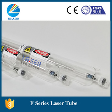 china seller 80W Co2 laser tube F2 in 6000h lifespan and 300 days warranty