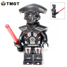TMGT Building Blocks Single Sale PG727 Hunter Droid Imperial Inquisitor Kanan Jarrus Children Gifts PG8066 Drop Shipping(China)