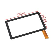 7'' For Allwinner A10,A13,Q8,Witcool X5 LCD touch screen digitizer panel(China)