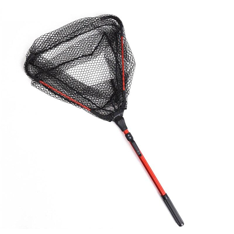 80CM-Folding-Fishing-Net-Triangular-Landing-Fishing-Network-Aluminum-alloy-single-triangle-folding-network-Hand-Fish (2)