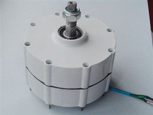 600w ac 24v 48v permanent magnet generator alternator wind generator(China)