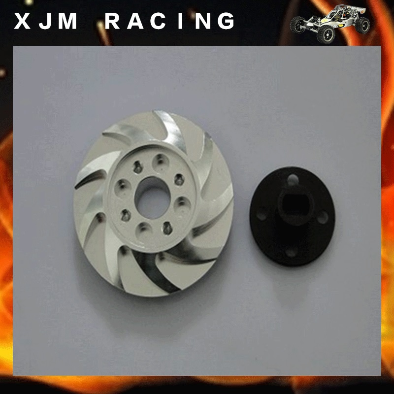 1/5 rc car racing parts,Alloy spur gear holder upgrade part baja 5b baja ss 1 set<br>