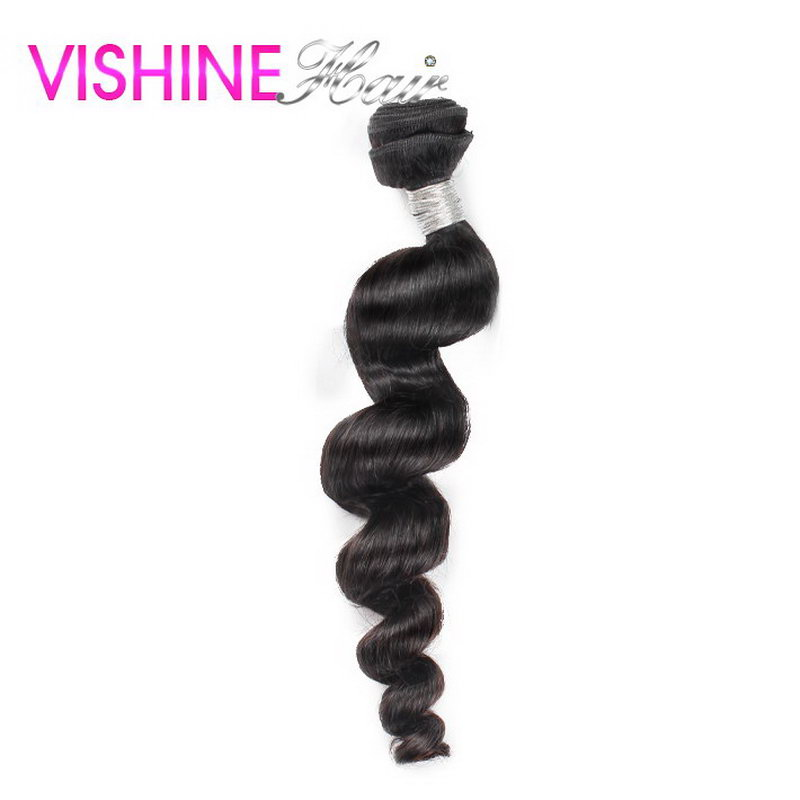 7A 1Pc Brazilian Loose Wave Sample Human Hair No Shedding Free Tangle Top Hair Extension best Ms Lula Brazilian hair<br><br>Aliexpress