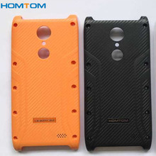 Homtom for HOMTOM HT20 Battery Cover New High Quality Replacement Battery Case Cover for HOMTOM HT20 Pro Phone Case(China)