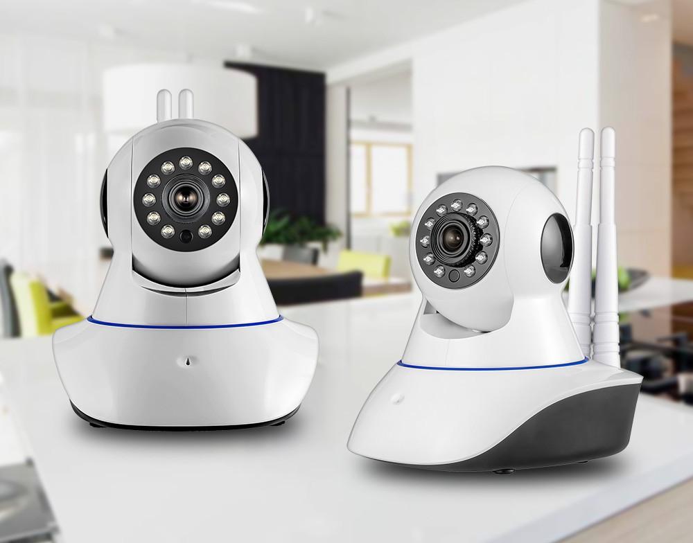 200W IPC6.0 PTZ Wifi camera two ant 2