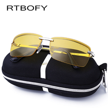 RTBOFY 2017 Polarized Sunglasses Men Brand Designer Restoring ancient ways Male Aviation Sun Glasses Masculino UV400 Eyewear