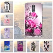 Buy Soft Silicone Cover LG Stylus 3/K10 Pro/LS777/Stylo 3 Case Gel Painted Phone Case LG Stylus 3 Cover LG Stylo 3 5.7 for $1.56 in AliExpress store