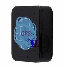 Miniature GPS locator GSM car alarm anti- child wandered device positioning instrument long standby