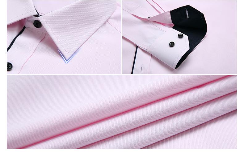 Dudalina Camisa Male Shirts Long Sleeve Men Shirt Brand Clothing Casual Slim Fit Camisa Social Striped Masculina Chemise Homme 11