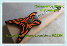 Custom Shop LP Zakk Wylde Signature Flying V Model Electric Guitars Kits Custom Lefty Available