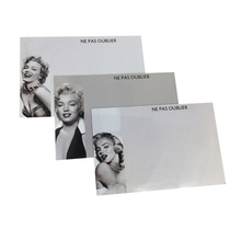 Referigerator Magnet Marilyn Monroe Design Flexible Message board For Fridge Whiteboard as Memo Pad Magnetic Sticker Drawing B(China)