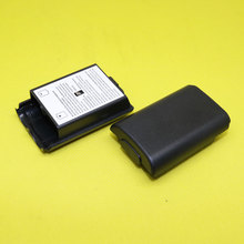 YX-015  15PCS Battery Case Cover Shell For Xbox 360/xbox360 Wireless Controller Rechargeable Battery