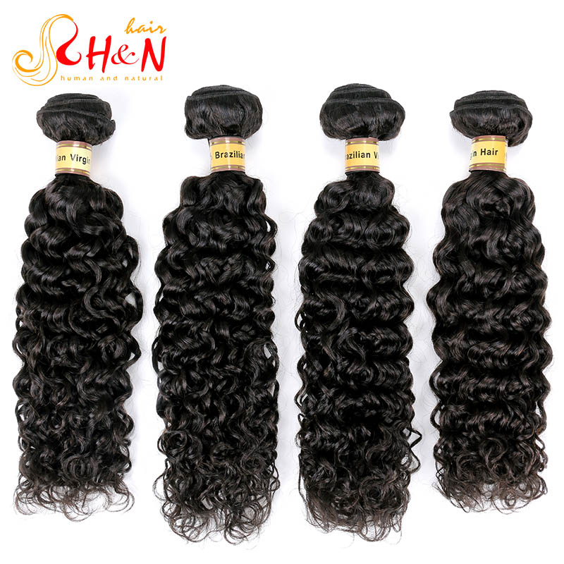 PC005 4 Bundles Brazilian Kinky Curly Hair,100% Unprocessed Virgin Hair Curly, H&amp;N High Quality Aliexpress Human Hair By DHL<br><br>Aliexpress