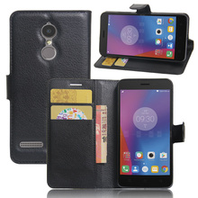 Luxury Phone Protective Funda Case For Lenovo K6 Power K33a42 Flip Cover Wallet Leather Bags Skin Capa For Lenovo Vibe K6 Cases