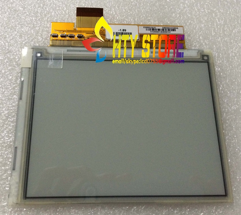 Original 5inch LCD screen ED050SU2(LF) for the ebook free shipping 800*600<br>