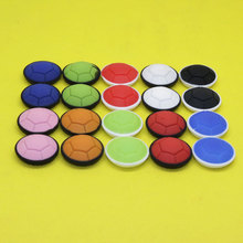 4PCS gamepads Colorful Silicone Analog Thumbstick Caps Joystick Caps for PS3/PS4 for Xboxone 360 Controller Game Accessories
