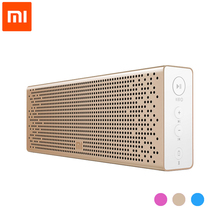 Xiaomi Portable Bluetooth Speaker USB Wireless Speakers Stereo Mini MP3 Player with microphone Audio Handsfree SD Card AUX