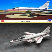 Assembled Aircraft Model Kyohko Hasegawa 02206 1/72 NASA X-29 Test Aircraft(China)