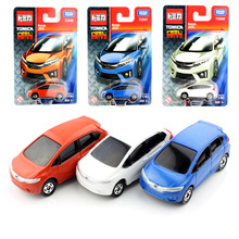 3pcs Tomy mini scale tomica Handa Jazz baby diecast auto cheap models cars toys machines durable collectile for children 2017