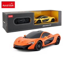 Licensed 1/24 RC Car Remote Control Toys Cars On the Radio Controlled Remote Control Cars Toys For Boys Mclaren P1 75200