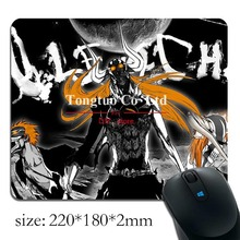 Hot 2017 Anime Bleach Customized Gaming Mouse Pad High Quality Beautiful Rectangle Comfortable Hot Sale