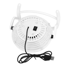 Wholesale droshipping car-styling Notebook Laptop Computer Portable Super Mute PC USB Cooler Desk Mini Fan NEW(China)