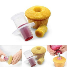 Baking & pastry tools cake core remover pies cupcake cake decorating tools bakeware kit home baking mould cookies cutter(China)