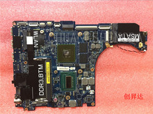 Original laptop motherboard for DELL XPS L521X  CN-0K7TWH LA-7851P SR0MR with i7-3612QM 100% Fully tested