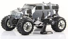 Rovan Hummer four-wheel drive Bigfoot BM275 / pickup ,gasoline 27.5CC RC car(China)
