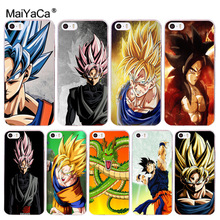 Buy MaiYaCa Dragon Ball z goku DragonBall Coque Shell Phone Case Apple iPhone 8 7 6 6S Plus X 5 5S SE 5C Cover for $1.47 in AliExpress store