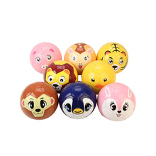 Children Kids Cartoon Animal Football ZOO Size 2 Tiger Soccer Ball Sports Toys(China)