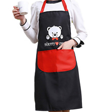 Fashion Women Plain Bear Apron Chefs Butchers Craft Gift Home Kitchen Cooking Craft Baking Cleaning Tool Accessorie