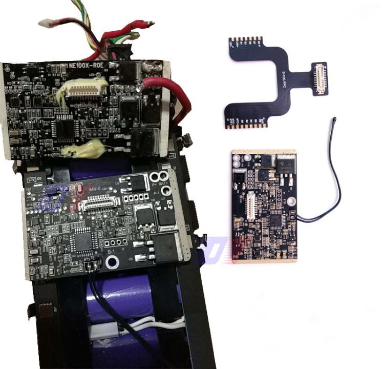 Für Xiaomi M365 Elektroroller Batterie Schutzplatine Bms Platine Zubehör Kit Set