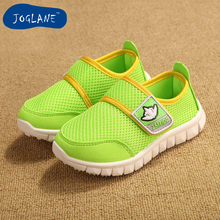 Kids shoes breathable mesh children casual shoe toddler Boys Girls Hollowed Out sport Sneakers fashion school shoe(China)