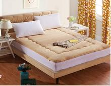 0.9*2m 1*2m 1.2*2m 1.35*2m 1.5*2m warm tatami winter mattress Sherpa Cashmere camel white single double size