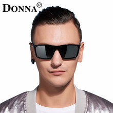 Donna Fashion Sunglasses Men Mirror Mens Sun Glasses Big Oversized Round Driver Fishing Desinger Eyewear HD Lens Sports Glass(China)