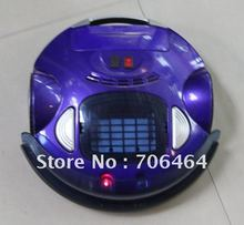 Bule original robot cleaner vacuum cleaner wholesale auto cleaner auto navigation super thin anti-dropping HEPA filter