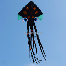 free shipping high quality simply octopus kites children kites sale with handle line outdoor toys wei kite factory wholesale