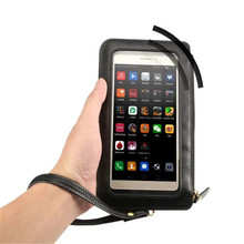 NEW Leather Case Touch Screen + Small Shoulder Crossbody Pouch + Wallet Bag for iPhone 5 5s SE 6 6s plus 4 4s Cell Phones Bag